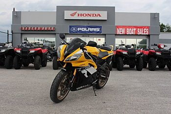 2016 Yamaha YZF-R6 for sale 200546805