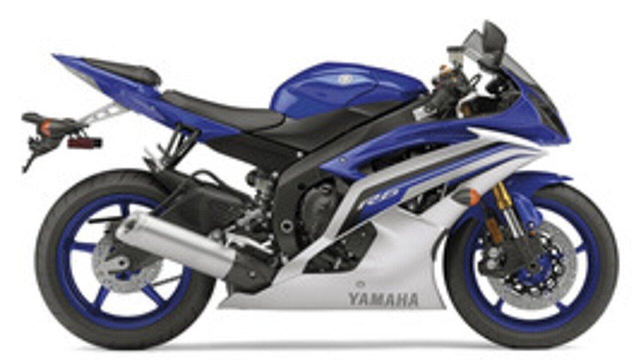 2016 Yamaha YZF-R6 for sale 200553874