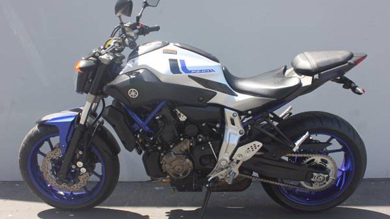 2016 Yamaha YZF-R6 for sale 200582908