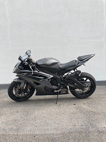 2016 Yamaha YZF-R6 for sale 200608813