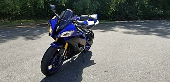 2016 Yamaha YZF-R6 for sale 200626665