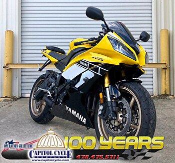 2016 Yamaha YZF-R6 for sale 200632939