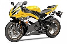 2016 Yamaha YZF-R6 for sale 200363984