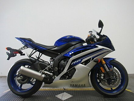 2016 Yamaha YZF-R6 for sale 200475220