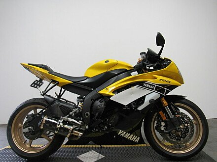 2016 Yamaha YZF-R6 for sale 200495928