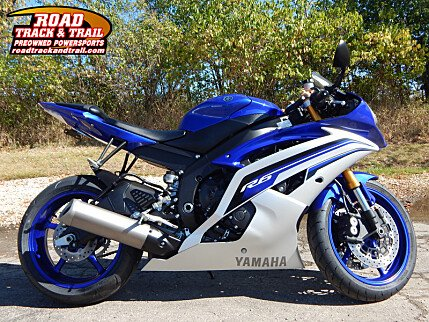 2016 Yamaha YZF-R6 for sale 200498443