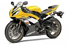 2016 Yamaha YZF-R6 for sale 200509912