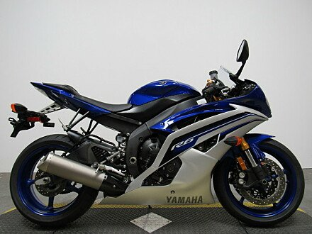 2016 Yamaha YZF-R6 for sale 200530039