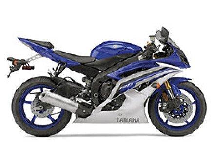 2016 Yamaha YZF-R6 for sale 200553766