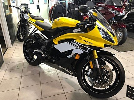 2016 Yamaha YZF-R6 for sale 200583428
