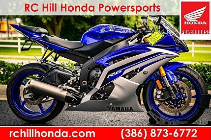 2016 Yamaha YZF-R6 for sale 200585834