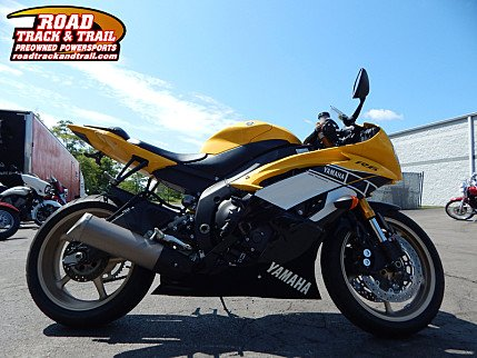 2016 Yamaha YZF-R6 for sale 200611257