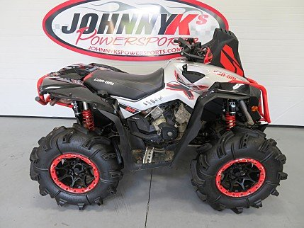 2016 can-am Renegade 1000R for sale 200619893