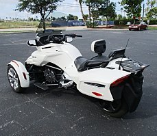 2016 can-am Spyder F3 for sale 200618965