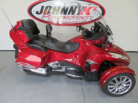 2016 can-am Spyder RT for sale 200621213
