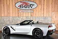 2016 chevrolet Corvette Convertible for sale 101024552