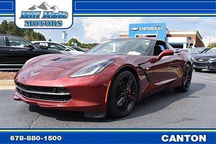 2016 chevrolet Corvette Coupe for sale 101035549