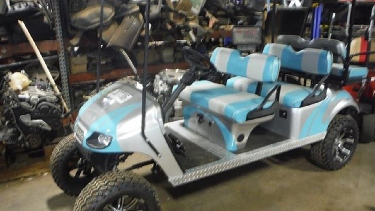 2016 e-z-go TXT for sale 200598731