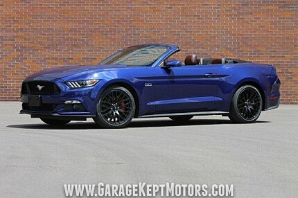 2016 ford Mustang GT Convertible for sale 101009198