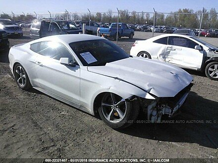 2016 ford Mustang Coupe for sale 101015925