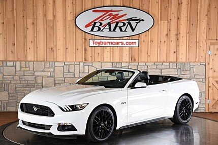 2016 ford Mustang GT Convertible for sale 101018082