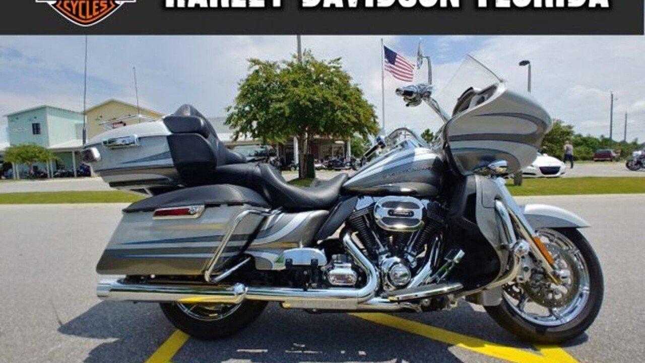 2016 harley-davidson CVO for sale 200581055