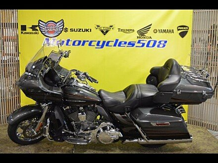 2016 harley-davidson CVO for sale 200466235