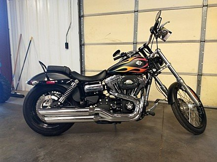 2016 harley-davidson Dyna for sale 200575981