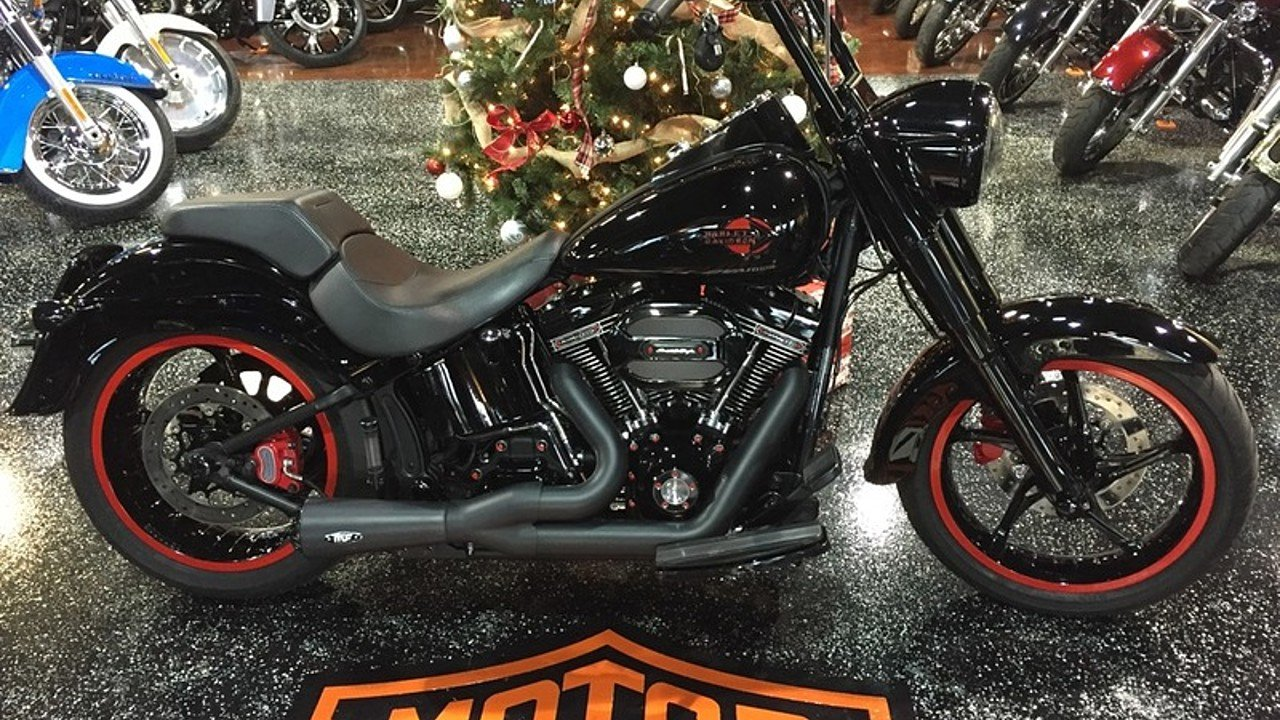 2016 harley-davidson Softail for sale 200522297