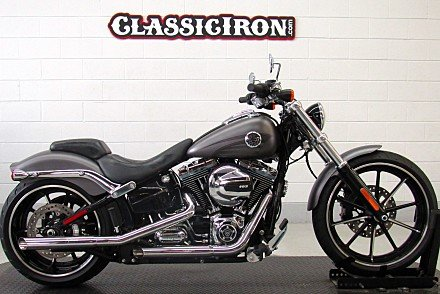 2016 harley-davidson Softail for sale 200581641