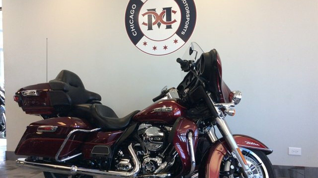 2016 harley-davidson Touring Ultra Classic Electra Glide for sale 200570901