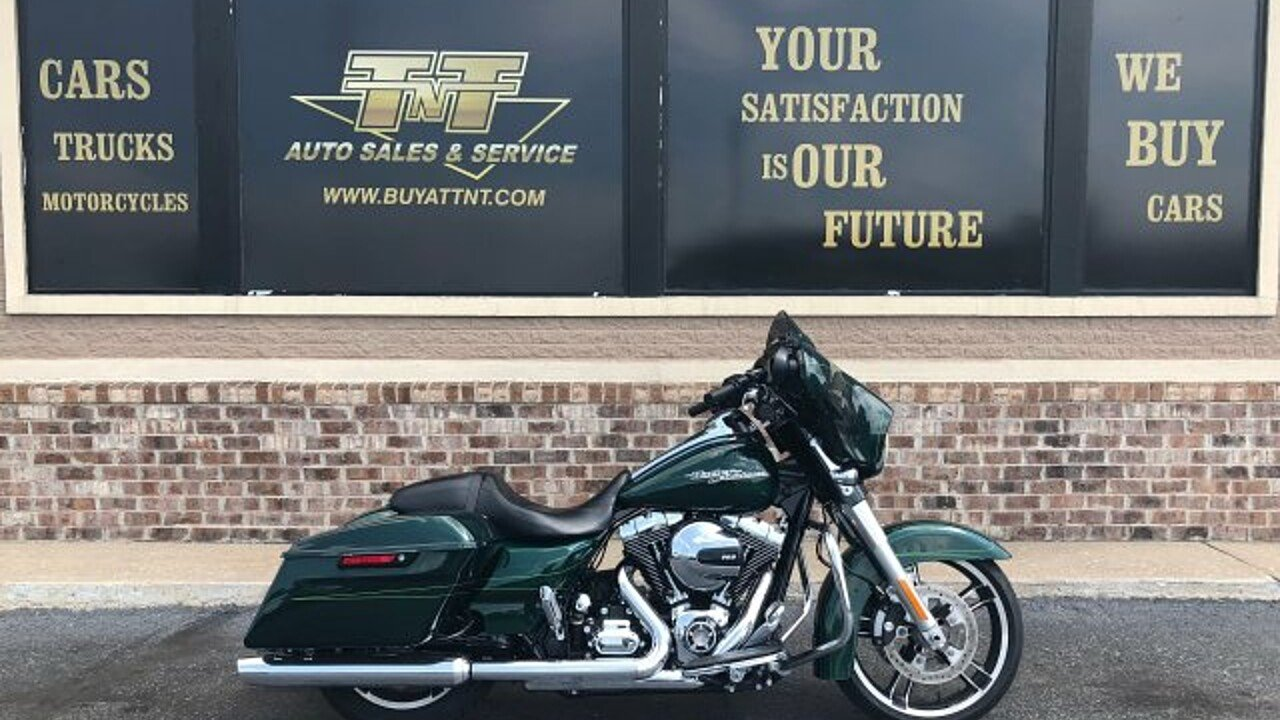 2016 harley-davidson Touring for sale 200597897