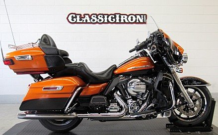 2016 harley-davidson Touring for sale 200623010