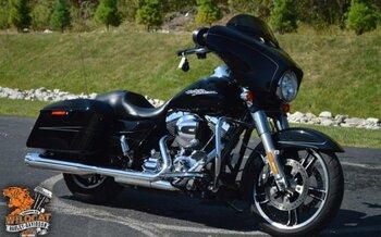 2016 harley-davidson Touring for sale 200627200
