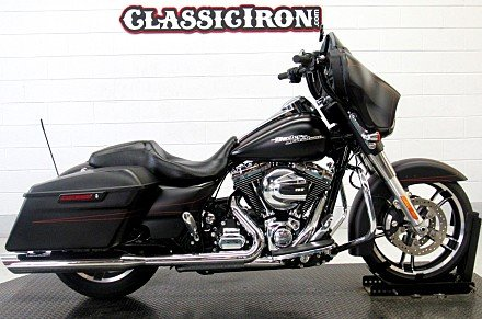 2016 harley-davidson Touring for sale 200634530