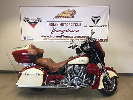 2016 indian Roadmaster for sale 200600180