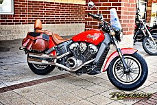 2016 indian Scout for sale 200611090