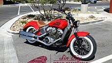 2016 indian Scout for sale 200614946