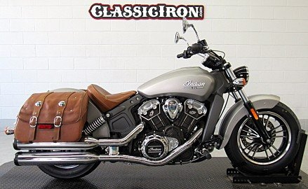 2016 indian Scout for sale 200619954