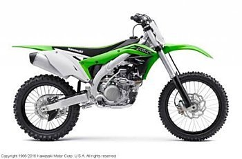 2016 kawasaki KX450F for sale 200464158