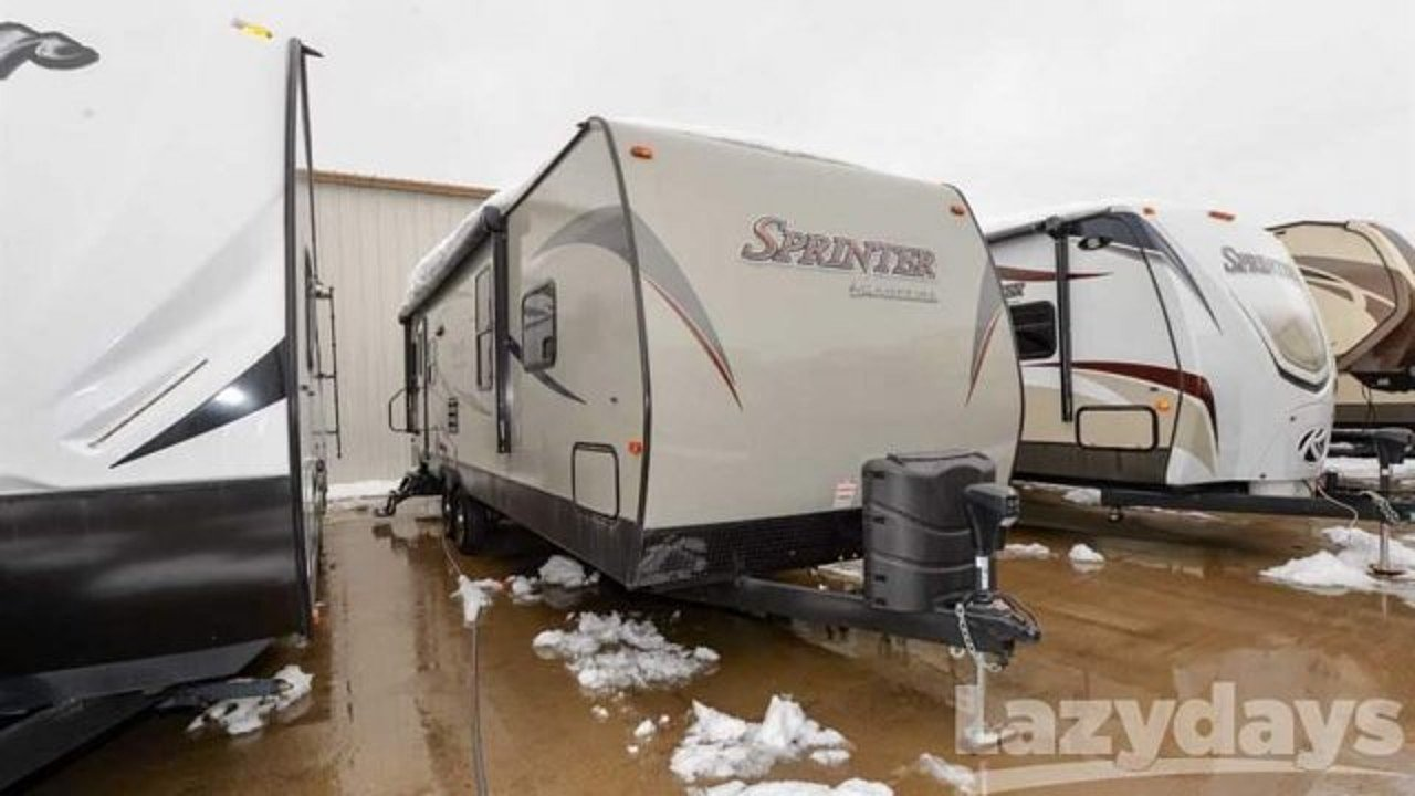 2016 keystone Sprinter for sale 300116007