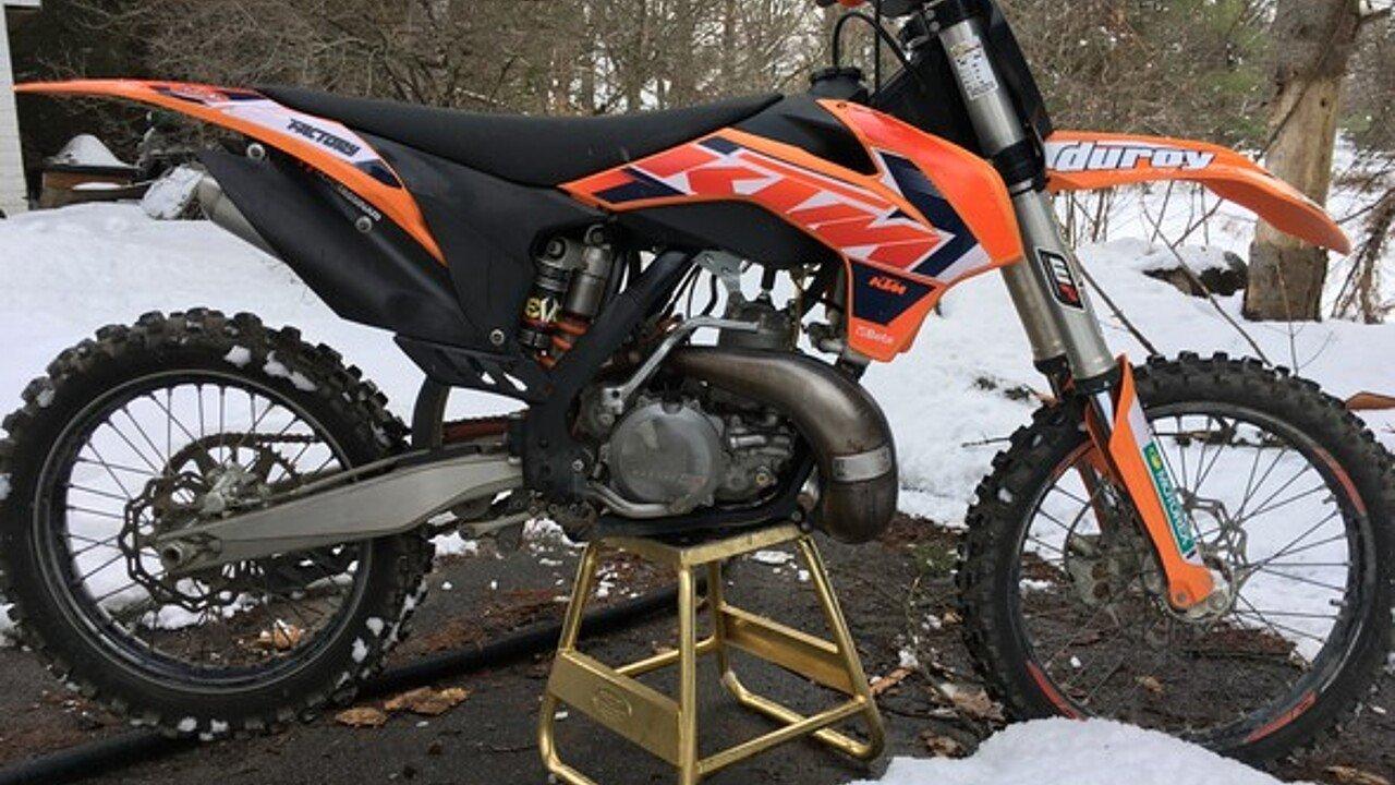 2016 ktm 250SX for sale 200546494