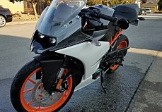2016 ktm RC 390 for sale 200495939