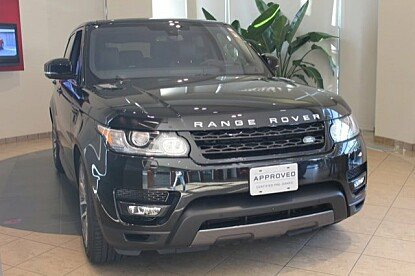 2016 land-rover Range Rover Sport Supercharged for sale 101006458