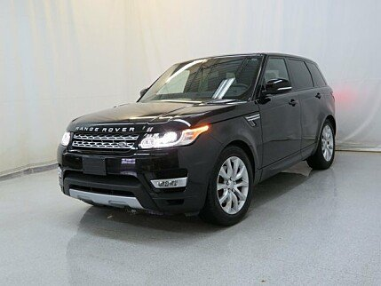 2016 land-rover Range Rover Sport HSE for sale 101033805