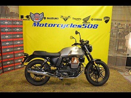 2016 moto-guzzi V7 II Stone for sale 200626242
