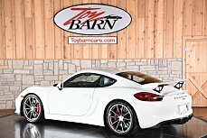 2016 porsche Cayman GT4 for sale 101016726
