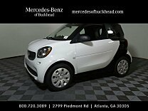 2016 smart fortwo Coupe for sale 100794137