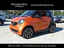 2016 smart fortwo Coupe for sale 100721434