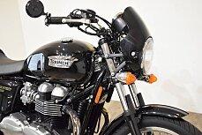 2016 triumph Thruxton for sale 200623560